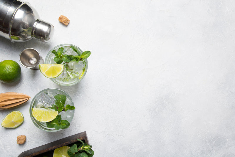 Recipe: White Wine Mojito