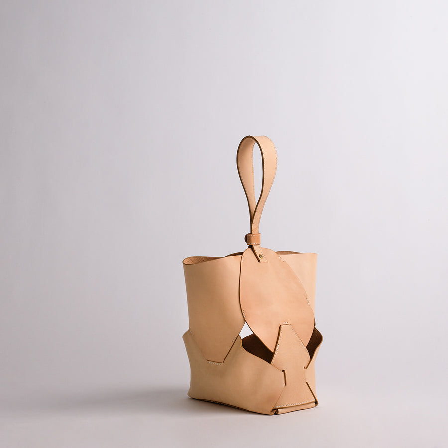 Form Bag in Vachetta