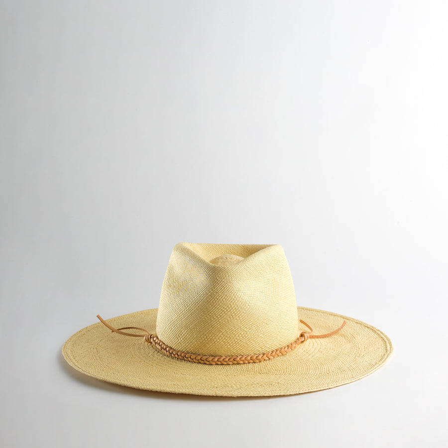 Wakefield Hat in Natural