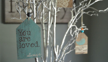 You are Loved Always Gift Tag