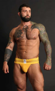 BIKE Jockstrap amarillo original de MM