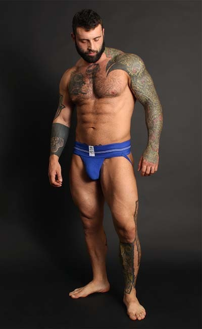 BIKE Jockstrap original de MM