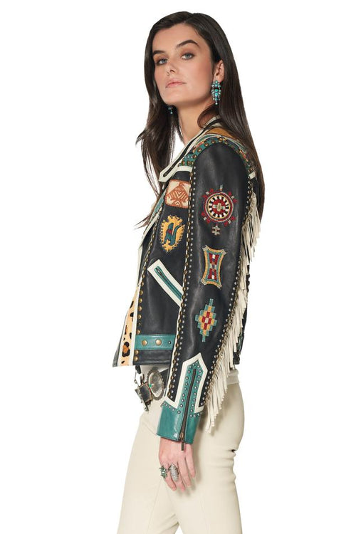 "Double D ""Last Comanche Chief"" Jacket"
