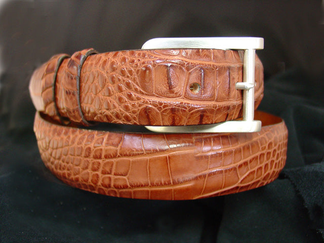 Hornback Alligator Belts