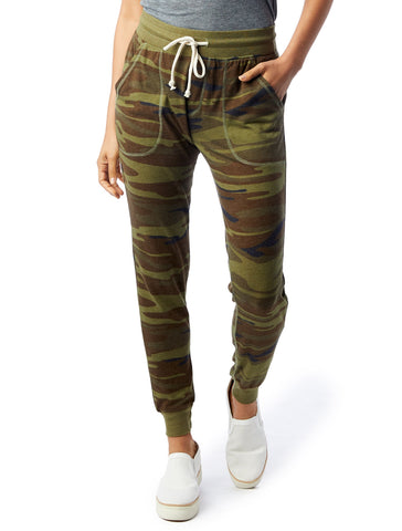 Jogger Pants women's camouflage