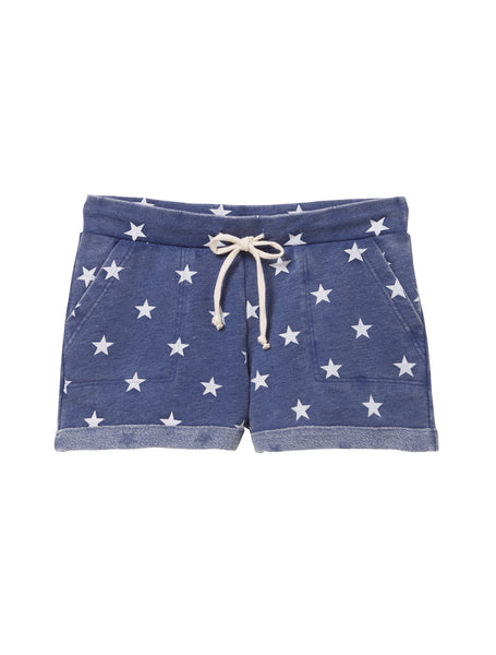 Burnout French Terry Star Shorts