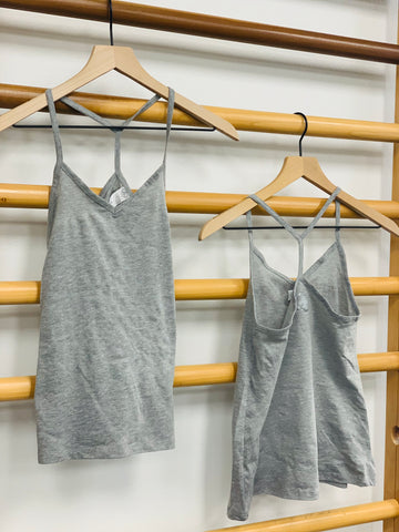 MTG Basics - Women's Heather Gray Tank Top
