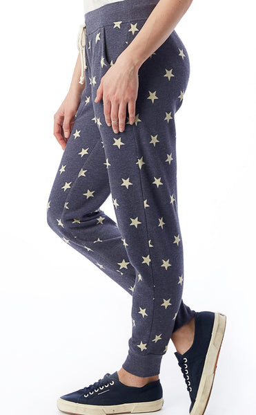Star Navy Women's Joggers