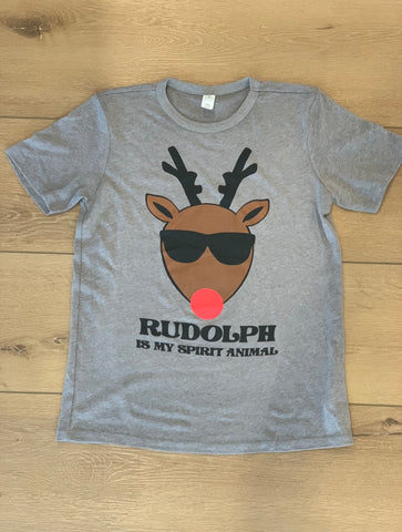 Rudolph in Sunglasses t-shirt