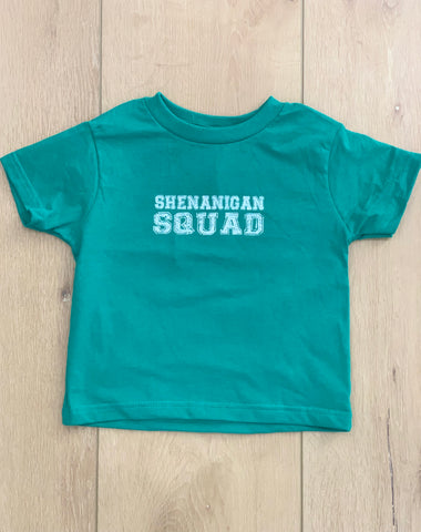Shenanigan Squad youth t-shirt