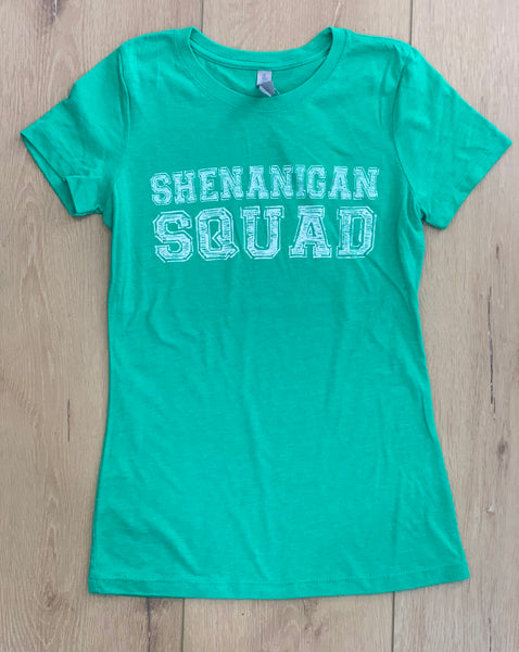 Shenanigan Squad Adult t-shirt