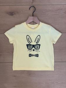 HIP HOP Hooray toddler t-shirt