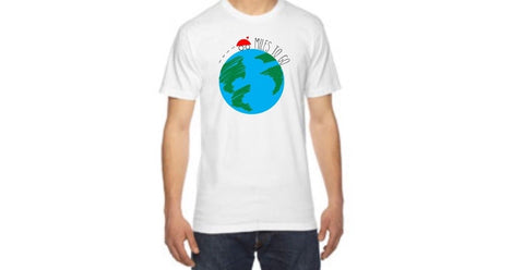 Miles to Go - Adult Unisex T-Shirt