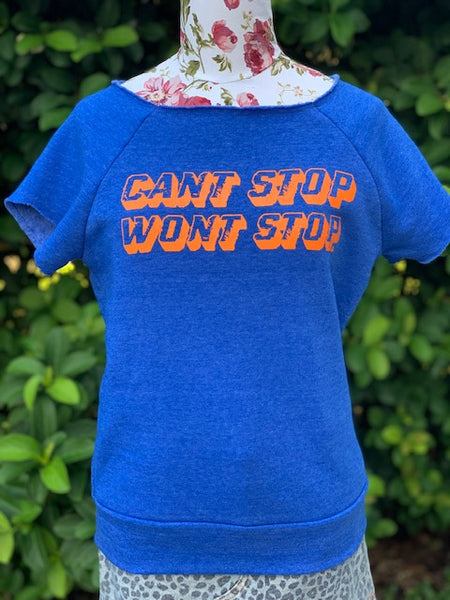 Can't Stop Won't Stop - Adult T-Shirt