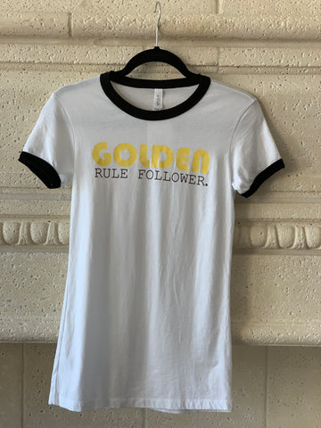 Golden Rule Follower - Adult T-Shirt
