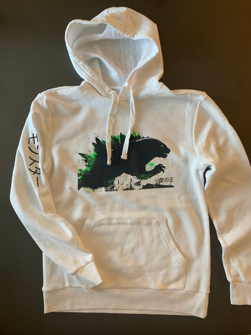 King of Love Monster hoodie