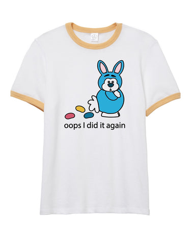 Oops Bunny youth t-shirt