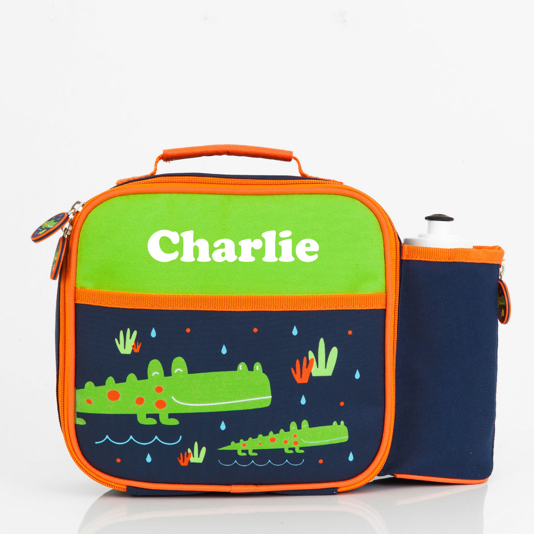 Lunch Bag Crocodile