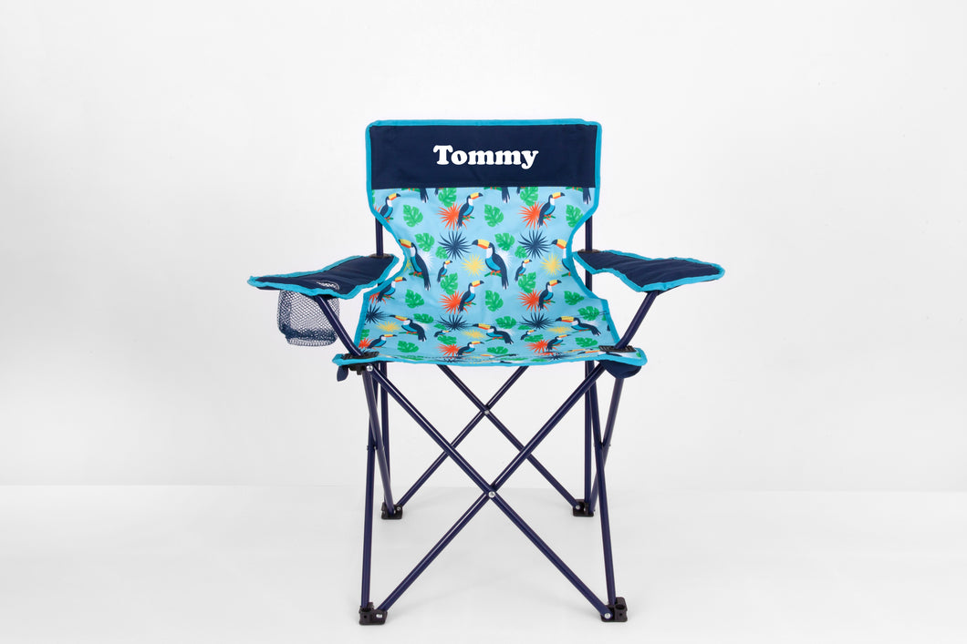 Camp Chair Toucan