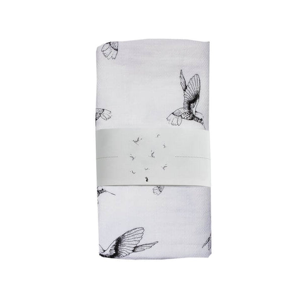 Swaddle Blanket Cloud Dancers