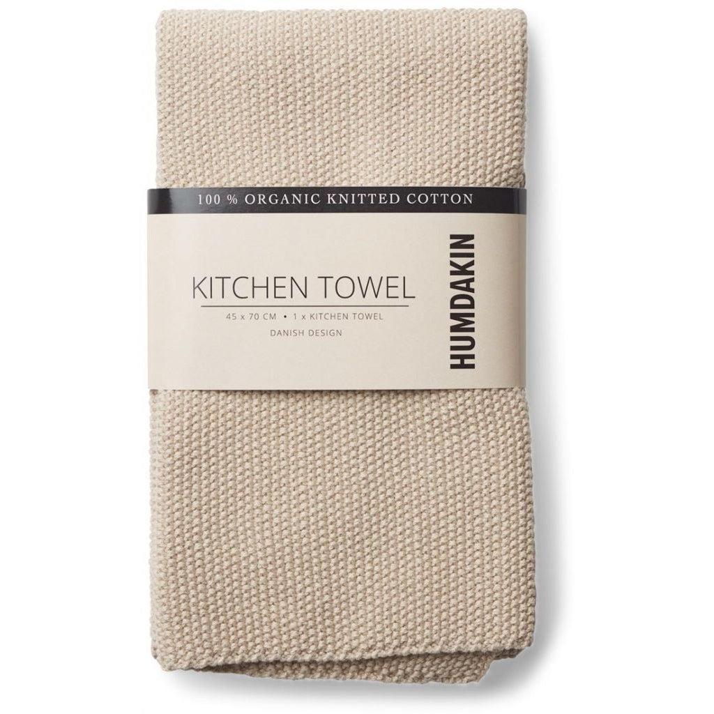 Kitchen Towel light stone