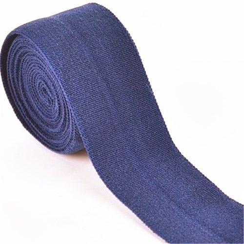 5meters 20mm Fold Over Bands Multicolor Spandex Elastic Ribbon