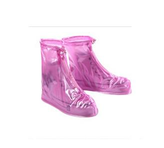 High Quality Rain Waterproof Boots Cover Heels Boots Men Women's Reusable Shoes