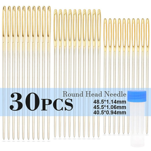 Profession Leather Sewing Needle for Embroidery Stitching Supplies