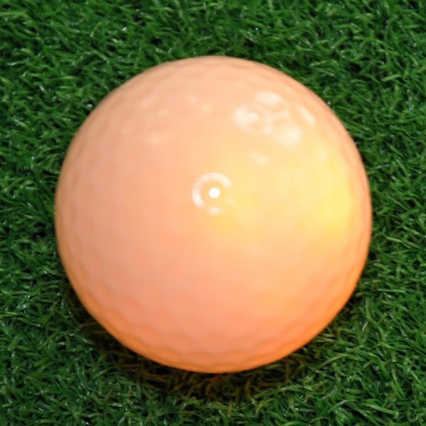 11.11 Synthetic Rubber Golf LED Luminous Ball Often Bright Ball Suitable For Night Use Multi-color Optional Wholesale