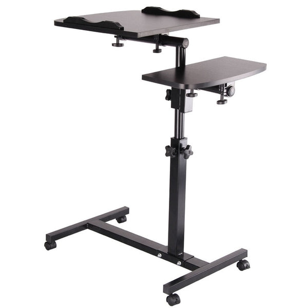 Table Stand Laptop Portable computer Desk Tray Height Adjustable