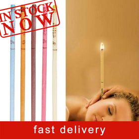 10pcs/lot Ear Wax Removal Candle Cleaning Candles