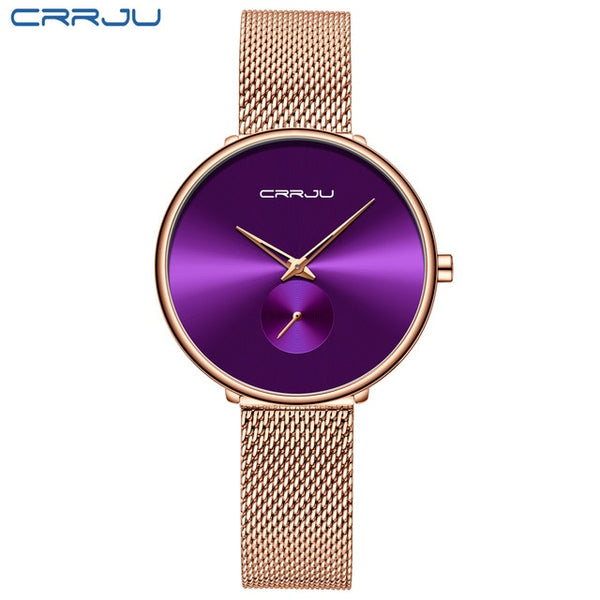 Fashion Women Watch Luxury Casual Ladies Daily Wristwatch