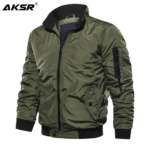 Men's Spring Autumn Army Jacket Plus Size Clothes Hip Hop Military Tactical Jackets Coats