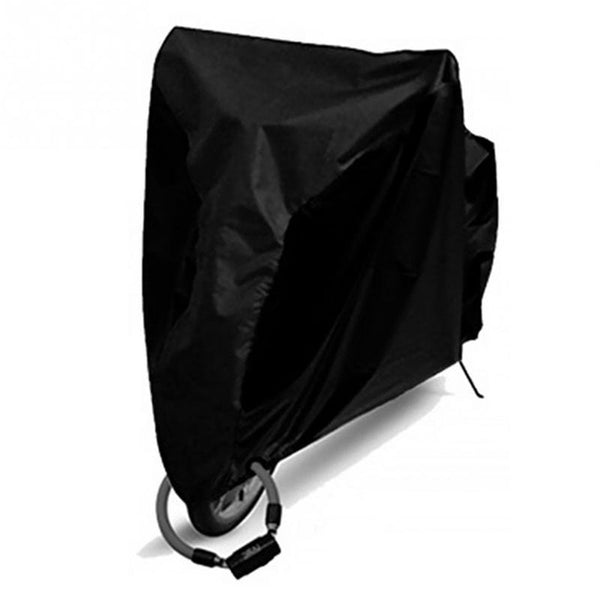 Motorcycle Cover Universal Outdoor UV Bicycle Protector Scooter All Season Waterproof Bike Rain Dustproof Cycling Cover