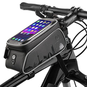 Bicycle Phone Holder Bag Accessories