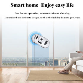 Remote Control Vacuum Cleaner Window Robot