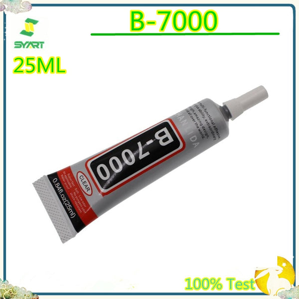 B7000 25ML Glue  Mobile Phone Touch Screen Superglu  B-7000 Adhesive Repair