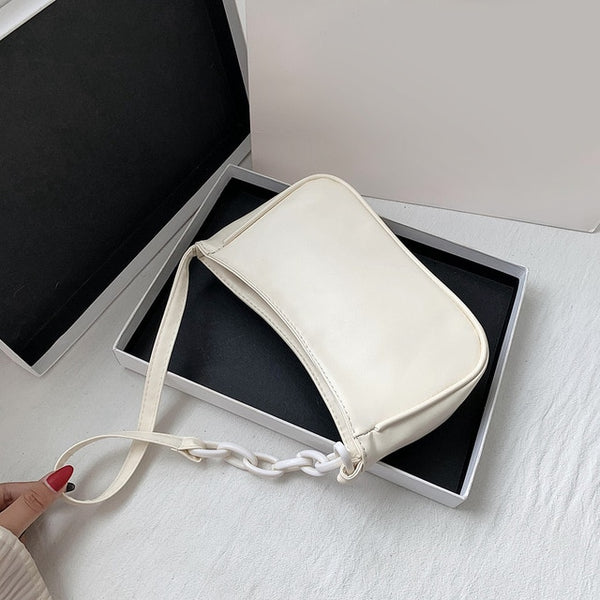 Casual PU Leather Sling Women Purse