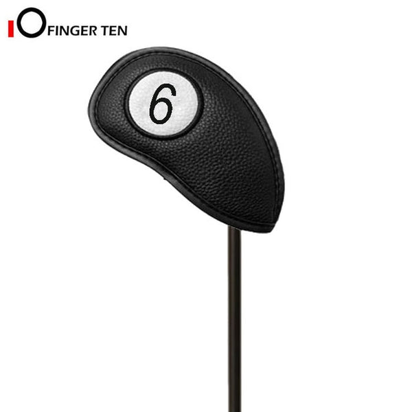New Magnetic Closure Golf Head Covers Iron Set 11 Pcs No.On Both Sides for Right & Left Handed Golfer with Strong