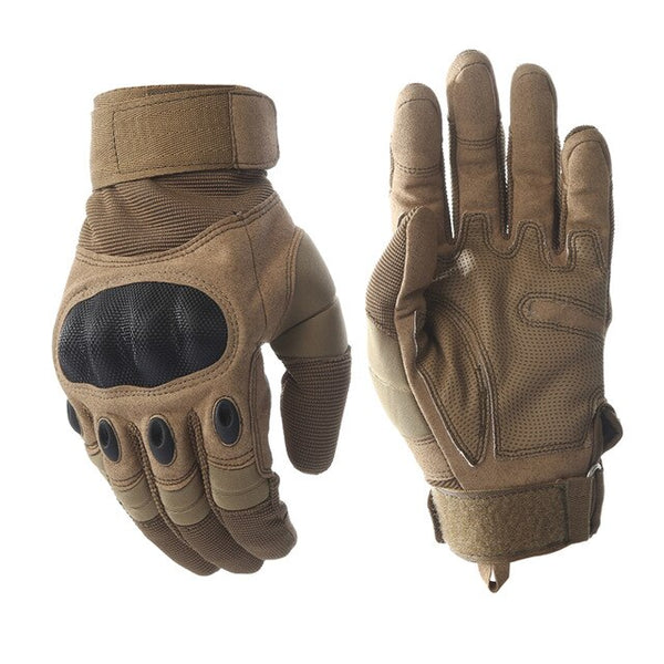 Touch Screen Tactical Gloves Men Full Finger SWAT Combat Military Gloves