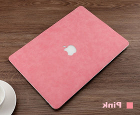 PU Leather Cover Case For Apple MacBook Pro Retina 13.3 Air 13  15 16 11 12 Inch