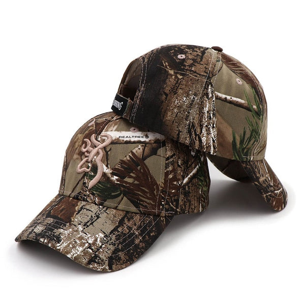 New Camo Baseball Cap Fishing Caps Men Outdoor Hunting Camouflage Jungle Hat Airsoft Tactical Hiking