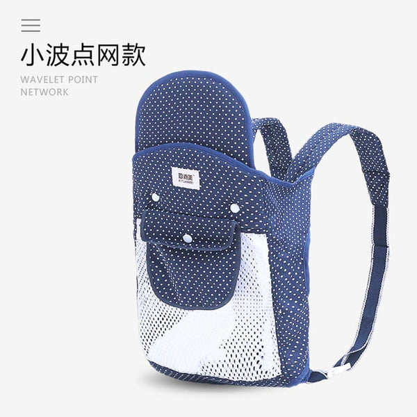 Baby Carrier Wrap Sling Shoulder Strap Backpack Maternal Porta Bebe Ergonomica Kangaroo