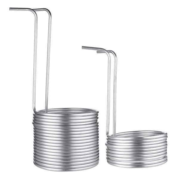 5 Sizes Stainless Steel Immersion Wort Chiller Tube For Home