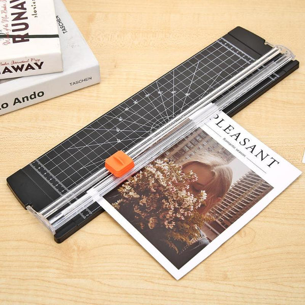 Portable Paper Cutter A3/A4/A5 Paper Trimmer Knife Home Office