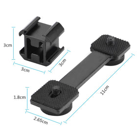 Extension Bracket for DJI OSMO Mobile 2 Extended Long Arm
