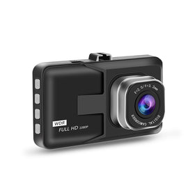 3 Inch 1080P Full HD Car DVR Dashcam Video Night Vision G-Sensor