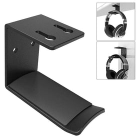 Desk Display Bracket Hanging Hook Earphone Rack