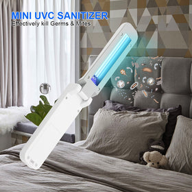 UVC Sterilization Disinfection Lamp Portable Personal Traveling Sterilizer