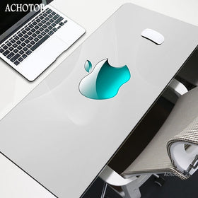 Anime APPLE Design Print Anti-Slip Rubber Mouse Pad